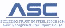 Corten Steel Tube Logo